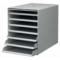Module de rangement Durable Idealbox Plus Gris