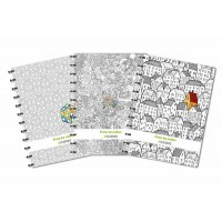 Cahier Adoc Free to color Q5 A4