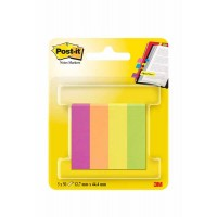4 Blocs de 50 feuilles Post-It 20x38 Capetown