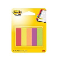 5 Blocs de 50 feuilles Post-It 15x50 Jaipur