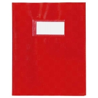 25 Couvre cahier AURORA pour cahiers A4 Rouge