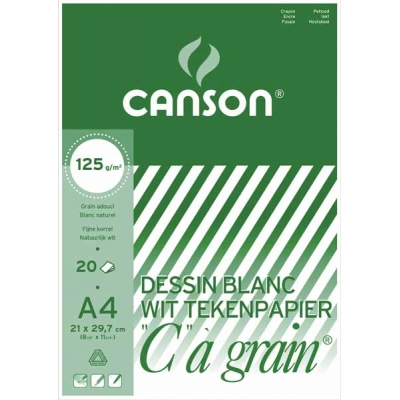 Canson «C» 125gr A3