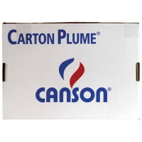Canson Carton plume 50x35 3mm