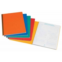 Registre Rausch Inventaires 320X210mm 80 pages