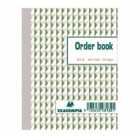 Order book EXACOMPTA 105x135 NCR 2 copies