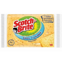 Eponge gros travaux Scotch-Brite