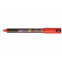 Marqueur Posca extra fin Rouge