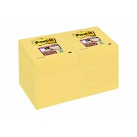 POST-IT super sticky 47,6 x 47,6mm - geel