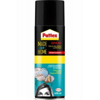 Colle en Spray PATTEX permanent 400ml