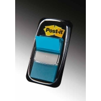 50 Index Post-It 25x44 Bleu clair