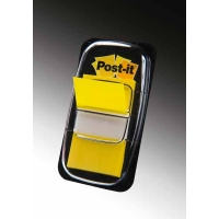 50 Index Post-It 25x44 Jaune
