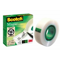 "Adhésif SCOTCH Magic ""invisible"" 12mm x 33m"