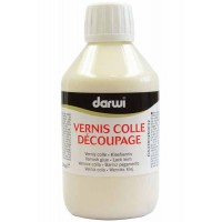 Vernis colle découpage DARWI 250ml