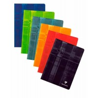 Cahier CLAIREFONTAINE A4 120P Q5 90gr ass +m