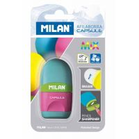 Gomme + Taille Crayons MILAN Capsule
